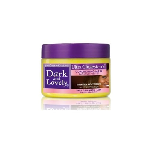 Dark and Lovely Ultra Cholesterol Conditioning Mask 250ml by Dark & Lovely