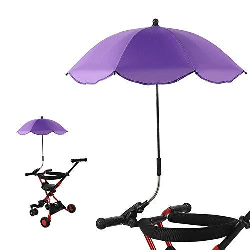 NJSDDB Regenschirm Kinderwagen Regenschirm Kinder Baby Sonnenschirm Sonnenschirm Buggy Kinderwagen Kinderwagen Zubehör Sonnenschirm Überdachungen Sonnenschirm3