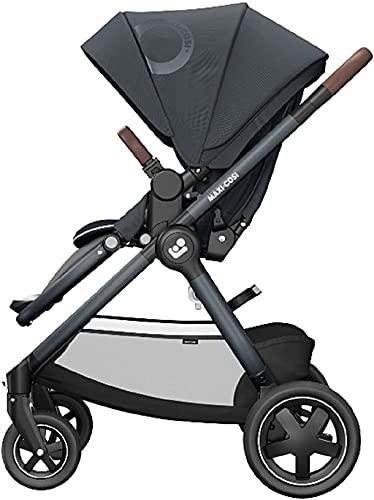 Maxi-Cosi Adorra² Kinderwagen Baby Kinderwagen Reisesystem ab Geburt bis 4 Jahre 0-22 kg Essential...