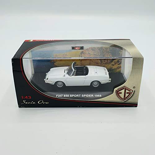 Edison Giocattoli MODELLINO Fiat 850 Sport Spider 1968 1:43