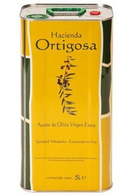 Hacienda Ortigosa Aceite de Oliva Virgen Extra - 5000 ml