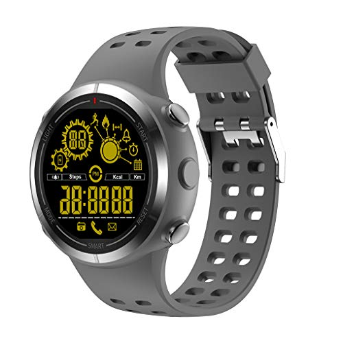 Smart Sports Polshorloge Outdoor Waterdicht horloge Bluetooth-afstandsbediening Foto Stappenteller Berichthorloge