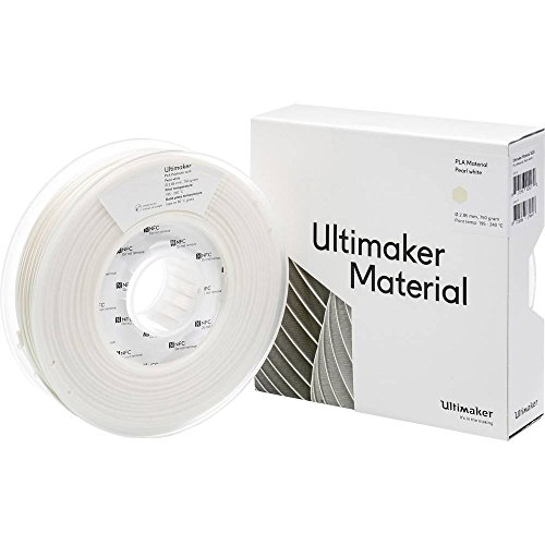 Parel wit Ultimaker PLA M0751 3D Printer Filament 750g