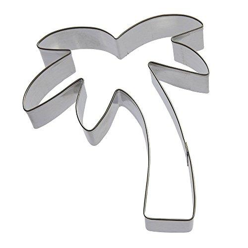 Foose Palm Tree Cookie Cutter 5 in