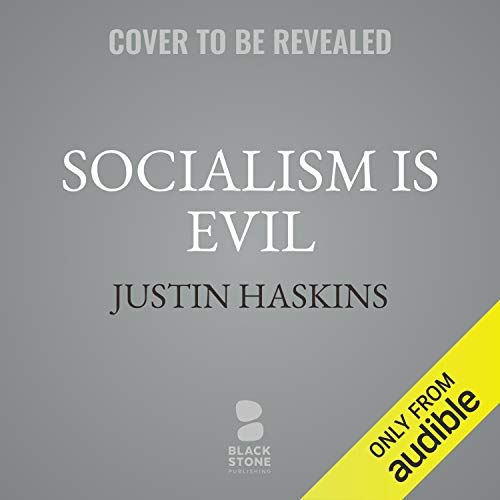 Socialism Is Evil cover art
