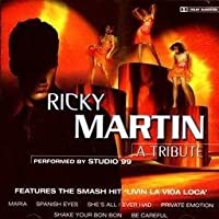 Tribute to Ricky Martin