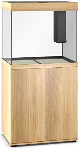 Juwel Aquarium 11981 Lido 200 LED, mit Unterschrank SBX, helles holz