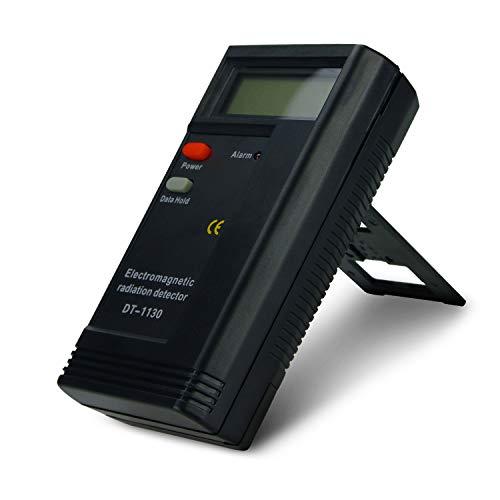HQMaster Electromagnetic Radiation Detector EMF Meter Tester Dosimeter Ghost Hunting Equipment