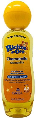 Chamomile Ricitos de Oro Shampoo| B…