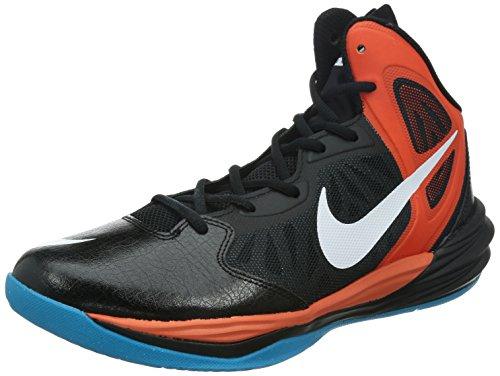 Nike Herren Prime Hype Df Int, schwarz/weiß, 45 EU