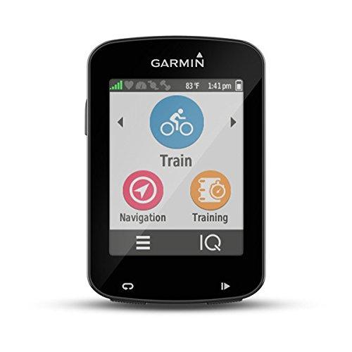 Garmin Edge 820 GPS Bike Computer Touchscreen senza Bundle Cardio e Sensori Cadenza/Velocità, Mappa Europa, Smart Notification, Connessione ANT+ e WiFi, Nero/Grigio