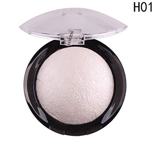 Miss Rose Professional Makeup waterproof baked blusher shade 01