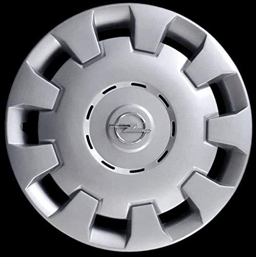 Generico Opel Astra wieldoppen Quattro (4) Code 5907/5 diameter 15