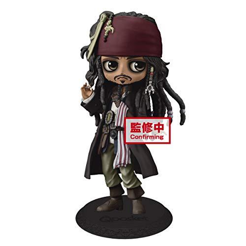 Q Posket - Figura Disney Jack Sparrow (Bandai BP16541)