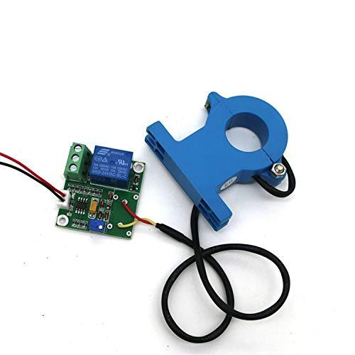 Range Arduino (DC24V Trabajo) de Salida del Interruptor módulo de detección 100A AC Sensor de Corriente del módulo