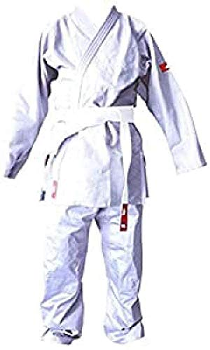 Softee Equipment Judogi Yosihiro Kimono, Hombre, Azul, M