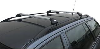 AutoShop Auto Dachträger, Gepäckträger Viva 2Standard für Baujahr 2008 bis 2013 Aluminium