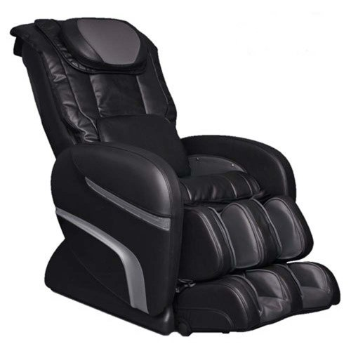 Best Deals! Osaki OS3000ACHIRO Model OS-3000 Chiro Massage Chair, Black, Auto Recline, L-Track Rolle...