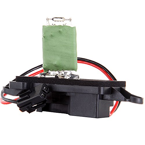Heater Blower Motor Fan Resistor Air Conditioning Replacement Parts ECCPP fit for 2004-2007 Buick Rainier /2002-2009 Chevrolet Trailblazer /2002-2006 Chevrolet Trailblazer EXT /2002-2009 GMC Envoy