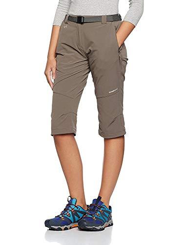 Trango SILS - Pantalón Pirata para Mujer, Color Verde, Talla XS