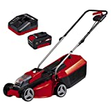 Einhell Tosaerba a Batteria Ge-Cm 18/30 Li Kit Power X-Change, Li-Ion, 18 V, Fino a 150 M²,...