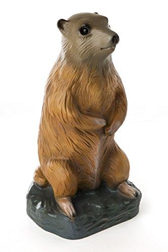 Marmotte assis 39 cm