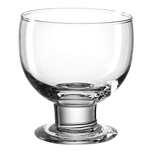 Montana: :Joe Eisschale, Dessertschale, Eisbecher, Joghurtbecher, EIS Schale, Glas, 230 ml, 030187
