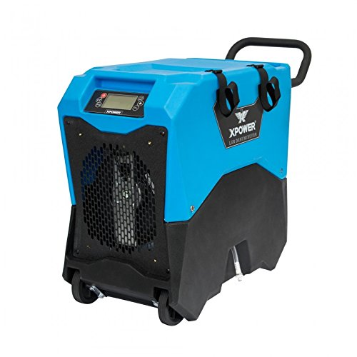 Why Should You Buy XPOWER XD-85LH Industrial Commercial Water Damage Restoration LGR Dehumidifier fo...