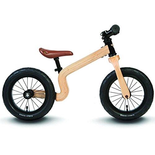 EarlyRider Bonsai - Bicicleta de madera y aluminio, sin pedales y para niños de 2 - 3 años