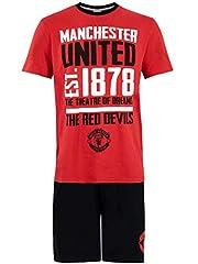 Manchester United FC Pijama para Hombre