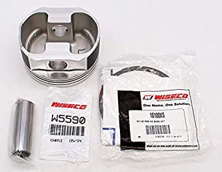 AMC Jeep 2.5 2.5L Sealed Power Cast Piston Set//4 STANDARD 1983-1995