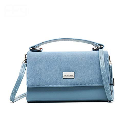 N-B Bolso de mano de moda multifuncional para mujer ajustable bolsa de hombro bolsa de costura cartera bolsa