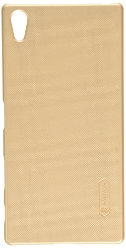 Nillkin XPERIAZ5PREMIUM-Shield-Golden Super mattierte Schutzhülle für Sony Xperia Z5 Premium Gold