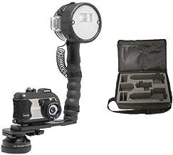 Sealife Elite 6.1MP Underwater Digital Camera with Wide Angle Lens, Lens Dock and Soft Case (DC 600 ELITE)