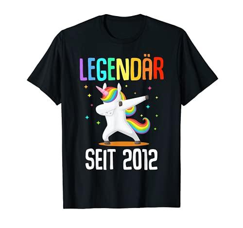 9º cumpleaños 9 años niño niña 9 años fiesta regalo Camiseta
