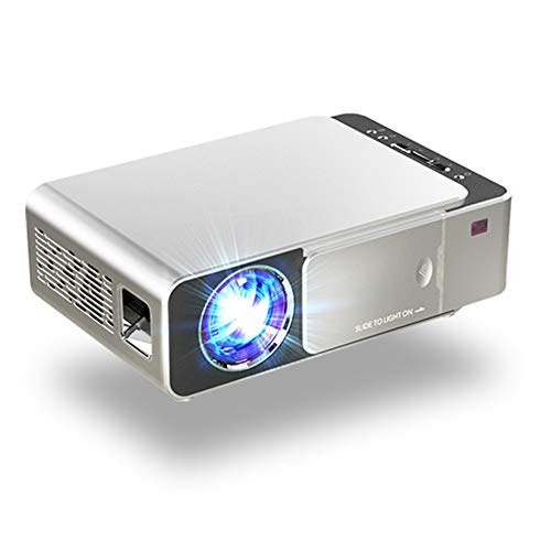 Review Of Smile Video Movie Projector, Portable Projector, Full Hd Led Projector 4K 3500 Lumens HDMI...