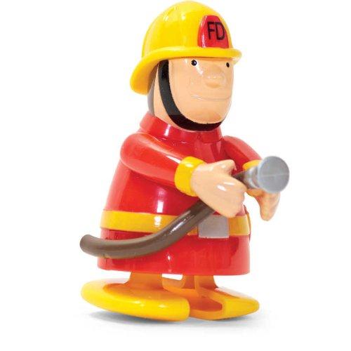 Clockwork Racing Wind Up Fireman - Random Designs