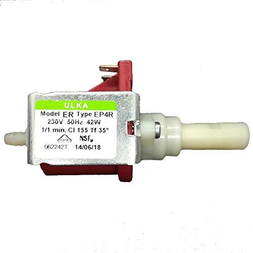 Micropompa Elettropompa ULKA EP4R 42 Watt 9Bar pompa acqua per macchine da caffè