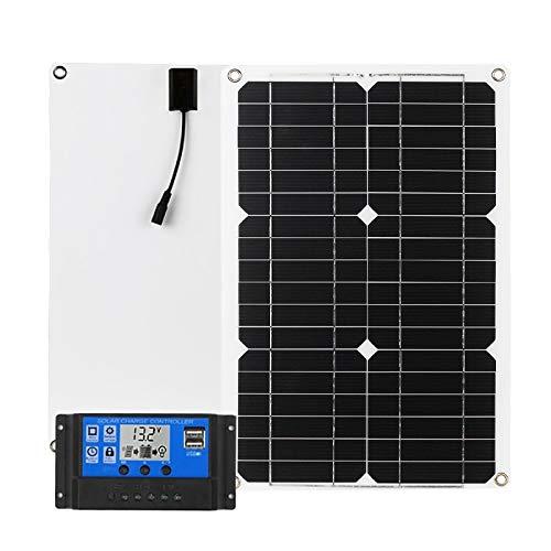Andifany 180W Solar Power Panel 12V...