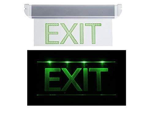 Notleuchte Notbeleuchtung Exit Notausgang Fluchtwegleuchte Notlicht Fluchtweg EXIT