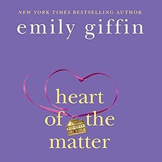 Heart of the Matter audiobook cover art