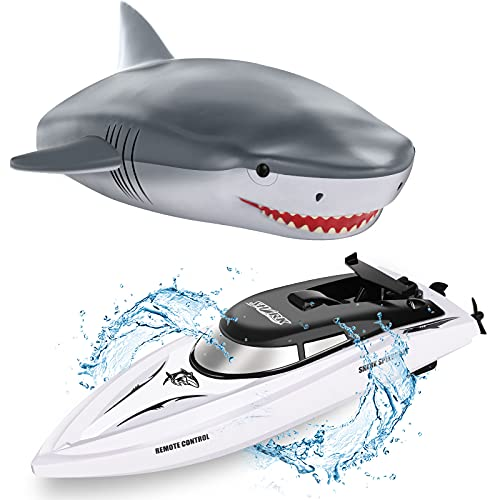 Remote Control Boat for Pool Lake Pond -...