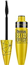 Maybelline New York Volum' Express The Colossal Spider Effect Washable Mascara, Classic Black, 0.33 fl. oz.