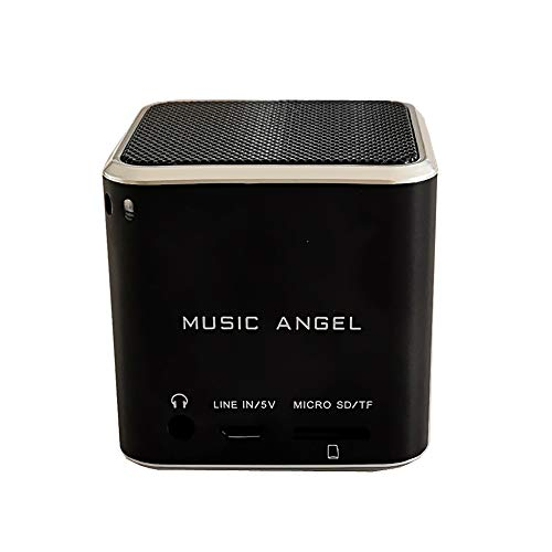Music Angel JH-MD06BT2 Bluetooth Speakers Portable TF Slot mp3 Mini Music Sound Box Amplifier for Phones