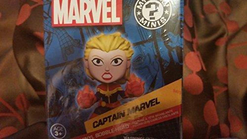 Mystery Mini: Marvel: Capitana Marvel Exclusiva