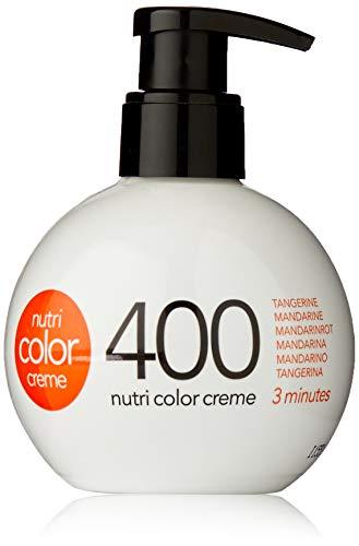 REVLON PROFESSIONAL Nutri Color Creme, Nr.400 Mandarine, 1er Pack (1 x 250 ml)