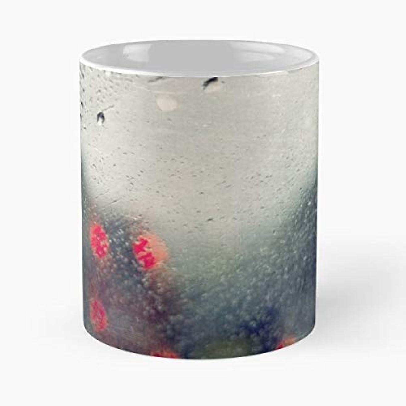 Rain Windscreen London - Coffee Mugs Unique Ceramic Novelty Cup
