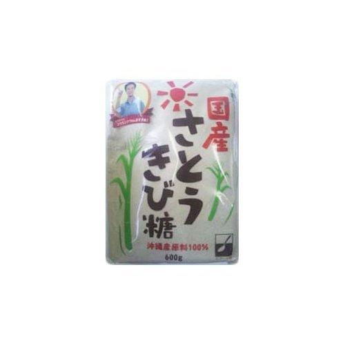 スプーン国産サトウキビ糖600g10入リ