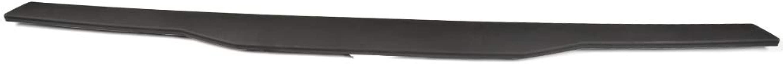 Speedmotor Tailgate Cover Cap Top Protector Trim Molding for Nissan Titan Pickup 2004 2005 2006 2007 2008 2009 2010 2011 2012