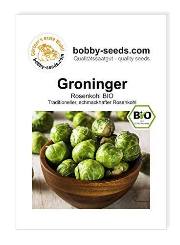 Groninger Rosenkohl BIO-Kohlsamen von Bobby-Seeds, Portion